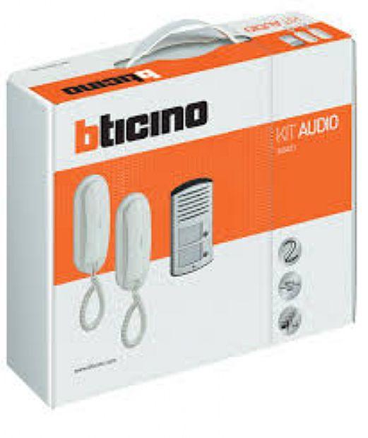 Schema Elettrico Citofono Bticino Fili : Pin kit citofono bifamiliare bticino on pinterest