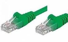 Networking PATCH FTP CAT.5E VERDE 3,0MT (Confezione da 10pz)