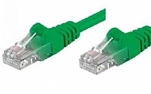 Networking PATCH UTP CAT.5E VERDE 10,0MT (Confezione da 10pz)