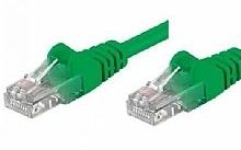 Networking PATCH UTP CAT.5E VERDE 1,0MT (Confezione 10pz)