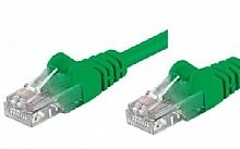 Networking PATCH UTP CAT.6 VERDE 1,5MT (Confezione da 10pz)