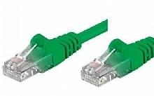 Networking PATCH UTP CAT.6 VERDE 1,5MT (Confezione da 10pz)