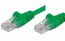 Networking PATCH UTP CAT.6 VERDE 5,0MT (Confezione da 10pz)