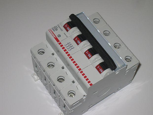 Interruttori Magnetotermici Bticino F84H/10