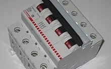 Bticino Magnetotermico 4P 10A 10kA