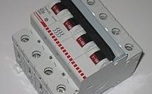 Bticino Magnetotermico 4P 40A 10kA