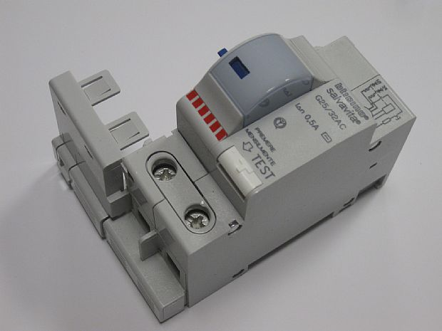 Interruttori Magnetotermici Bticino G25/32AC