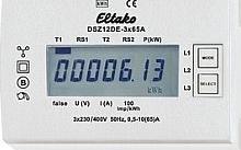Eltako Contatore di energia trifase digitale