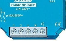 Eltako Attuatore wireless 2 contatti  passo-passo multifunzione