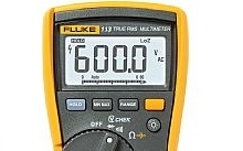 Fluke Multimetro digitale a vero RMS per verifiche di base