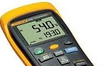 Fluke Termometro A Ingresso Singolo per termocoppie J,K,T,E.