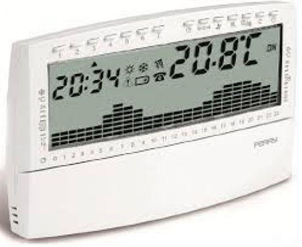Controllo Temperatura Ambiente Perry Electric 1CRCR018BS