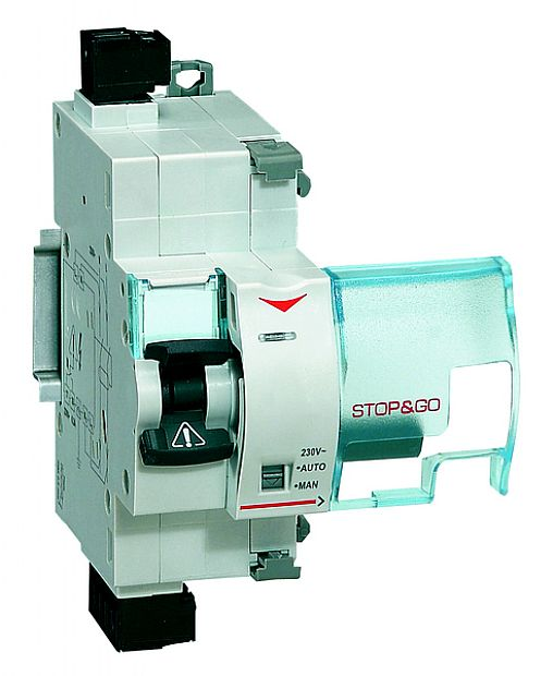 Restart - riarmo automatico Bticino F80SG