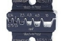 Klauke Matrice 35/50Mm Capicorda Tubolari