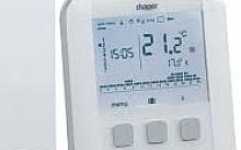 Hager Kit Cronotermostato Digi3 Radio Sett/Giorn