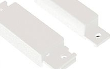 EmaCereda Contatto Magnetico Da Superficie Plastico Bianco Con Morsetti