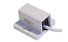 EmaCereda Sensore Inerziale Alta Sensibilità Plastico Per Vetrate