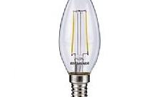 Sylvania Candela LED Filament 2,5w