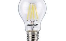 Sylvania Lampadina Goccia LED Filament 4W 2700°K