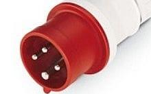 Scame Spina con cablaggio a perforazione di isolante 3P