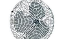 Vortice Gardon Ventilatore Oscillante da tavolo 40/16