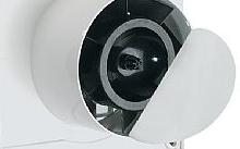 Vortice Aspiratore elicoidale da muro MF 100/4 T