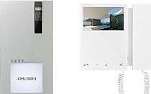 Comelit Kit Video Monofamiliare Quadra con Pulsantiera QUADRA e Monitor MINI