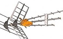 """Televes Antenna VHF+UHF """"DAT HD BOSS MIX 790"""" LTE"""