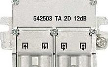 """Televes Mini Derivatore """"Easy F"""" 2 uscite"""