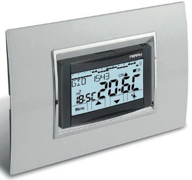 Controllo Temperatura Ambiente Perry Electric 1CRCDS27