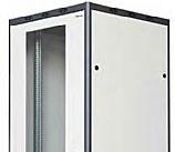 EmaCereda Armadio Rack a Pavimento 1500 x 600 x 600 Porta in vetro 31 U