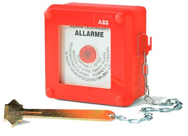 Emergenza ABB 13180