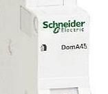 Schneider Electric Interruttore magnetotermico 1P+N 10A