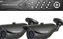 Comelit Kit Tvcc - kit videosorveglianza 8 canali