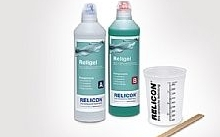 Hellermann Tyton Gel siliconico bicomponente - 1000ml RELIGEL