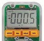 Marcucci Multimetro digitale trasparente Lafayette hobby  ce-it-(4X10)