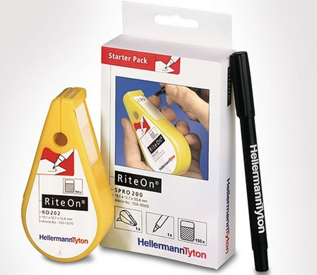 Sistemi di siglatura Hellermann Tyton 550-14010