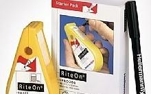 Hellermann Tyton RiteON Starter Pack - Kit per l'identificazione manuale dei cavi