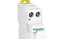 Schneider Electric Interruttore magnetotermico C40a 1P+N 10A