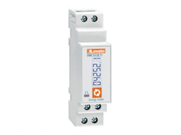 Strumenti di misura modulare Lovato DMED100T1