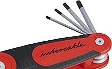 Intercable Set nr.6 chiavi a brugola 2,5 - 3 - 4 - 5 - 6 - 8