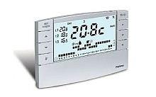 Fantini cosmi c83 termostato touch screen da parete for Termostato touchscreen gsm vimar 02906