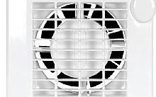 Vortice Aspiratore elicoidale da muro M 100/4 A PIR