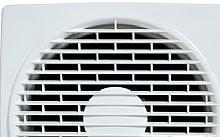 """Vortice Aspiratore elicoidale da muro / vetro 150/6"""" P"""