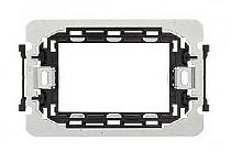 Perry Electric Kit Nr.4 Telai per la compatibilità con le placche delle serie civili