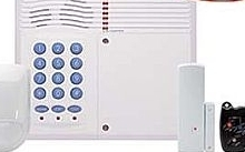 Marcucci Sistema di sicurezza senza fili con sensori LS-3800