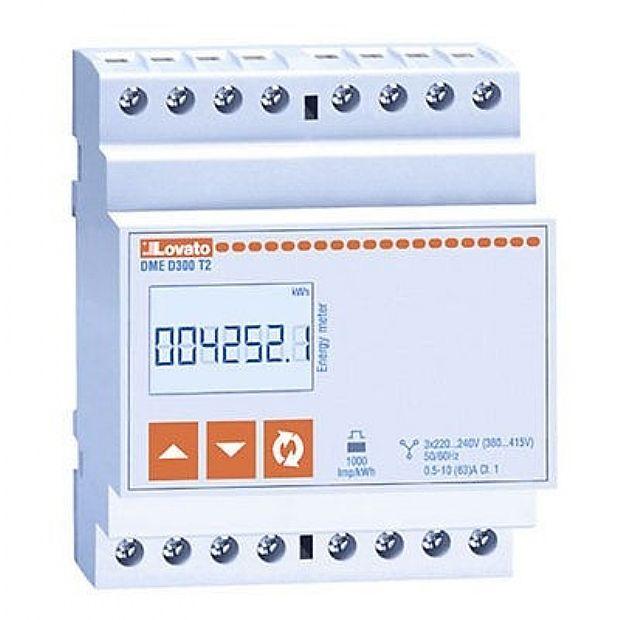 Strumenti di misura modulare Lovato DMED300T2