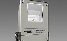 Disano Mini Rodio Led 45W 6220lm 4000°K IP66 grafite