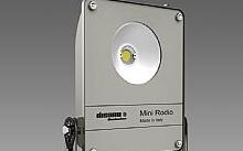 Disano Mini Rodio Led 39W 4971lm 4000°K IP66 grafite