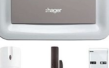 Logisty Kit sistema di allarme per interni serie ALMA